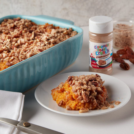 Image of Sweet Potato Casserole with Cinnadust™